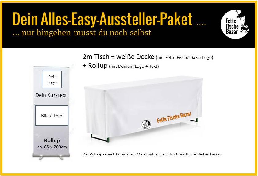Alles-Easy-Aussteller Paket