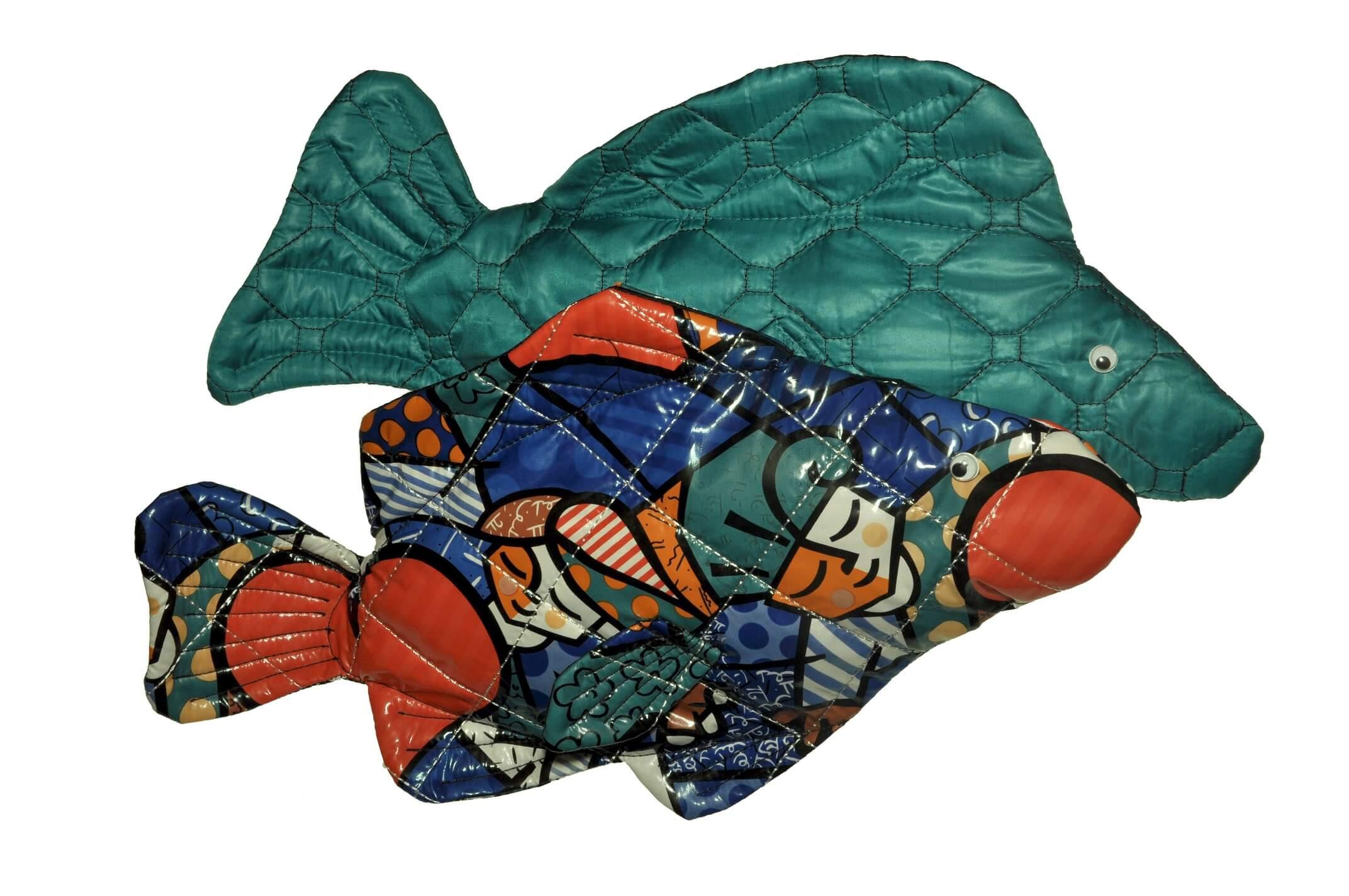 fish your BAG! – die federleichte Freizeittasche