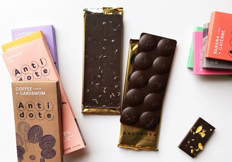 Antidote Schokolade